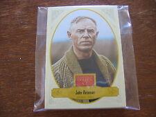 (10) 2012 PANINI GOLDEN AGE #22 JOHN HEISMAN CARD LOT  FOOTBALL COACH
