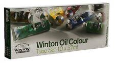 Winsor & Newton Winton Aceite de pintura de color de 10 X 37ml Starter Set