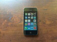 Apple iPhone 4s - 8GB - Black (Verizon) A1387 - Works great!