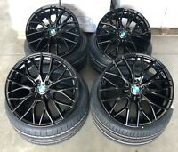 18 Zoll MM01 Felgen für BMW 1er F40 2er F45 F44 X1 F48 X2 F39 M135i M40i M Paket