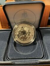* 2020 * MAYFLOWER 400TH ANNIVERSARY * SILVER REVERSE PROOF MEDAL