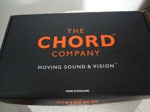 Chord Company Anthem 2 - 1m - XLR balanced audio interconnects