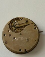 Watch Movement 43,5 mm diameter J. W. Benson London Antique Pocket