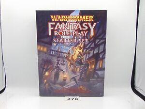 Warhammer Fantasy Role Play Starter Set 378-278
