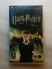 Harry Potter et l'ordre du Phénix PSP - Version Française