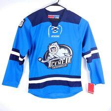 Jacksonville Icemen Hockey Jersey CCM ECHL - Adult Small - Fast Free Shipping