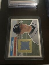 2012 Topps Archives Matt Moore Tampa Bay Rays 56R-MMO