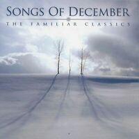 Songs of December [Audio CD] Various