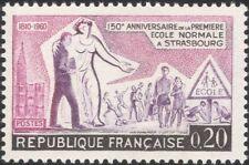 FRANCIA 1960 insegnanti/Istruzione/Formazione Collegi/Persone/edifici 1v (n45064)