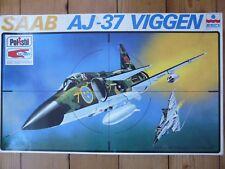Maquette avion Vintage ESCI 1/48 Ref 4018 SAAB AJ-37 Viggen