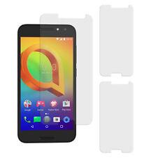 Protection d'écran en verre trempé 9H ultra résistant (2 pièces) pour Alcatel A3
