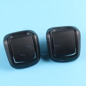 Pair Front L + R Side Seat Tilt Handle #1417520 Fits Ford Fiesta MK6 VI 2002-08