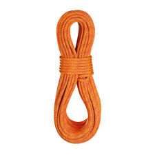 Corde Escalade 80m EDELRID Hawk 10mm Sports Line Jaune Orange - Note A+