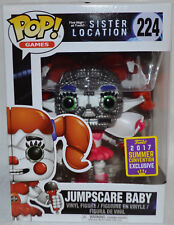 Funko Pop JUMPSCARE BABY FridayNight at Freddy's Sister Location-Free US Shippin