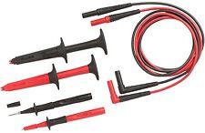 Fluke TL220 SureGrip  Industrial Test Lead Set