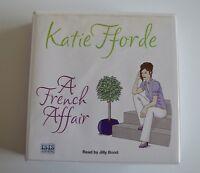 A French Affair: by Katie Fforde - Unabridged Audiobook - 9CDs
