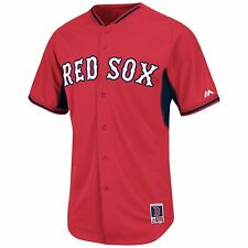 Boston Red Sox Men's MLB Authentic Majestic Cool Base Jersey Size: 44 Medium