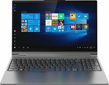 "Open-Box Excellent: Lenovo - Yoga C940 2-in-1 15.6"" Touch-Screen Laptop - Int..."