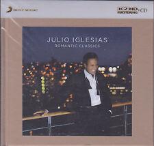 Julio Iglesias Romantic Classics Sony Japan Audiophile K2HD CD Limited Numbered