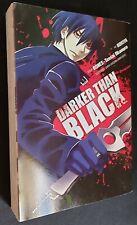 Darker than Black Manga Volume 1 English Yen Press Bones