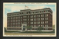 Industry Factory postcard Schenectady, New York NY General Electric Co.