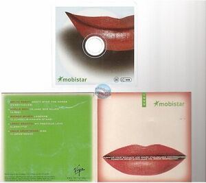 MOBISTAR 1999 compilation CD PROMO (cd de forme carré) axelle red bryan ferry