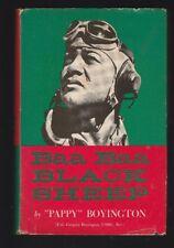 Baa Baa, Black Sheep by Gregory Boyington (1958, Hardback), Signed 17th Printing