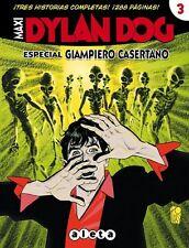 MAXI DYLAN DOG 3. ESPECIAL GIAMPIERO CASERTANO