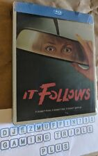IT FOLLOWS STEELBOOK BLU-RAY