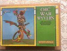 Warhammer Fantasy Orc War Wyvern