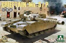 TAKOM 1/35 cacique tanque de batalla principal Mk.5/5P británica # 02027 *