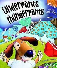 Underpants Thunderpants by Parragon Book Service Ltd (Paperback, 2011)