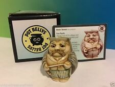 Harmony Kingdom Pot Bellys Figurine In Box Coa Brain Teaser Professor Graduation