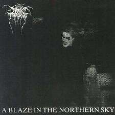 A Blaze In The Northern Sky - Darkthrone CD PEACEVILLE RECORDS