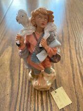 "Fontanini Roman Shepherd Gabriel 7.5"" Heirloom Nativity Collection"