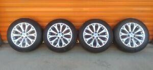FORD FG x 4 alloy wheels 235/50R17