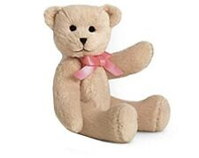 American Girl Bitty Bear Doll Plush Bunch Ribbon Bow RETIRED New In Package