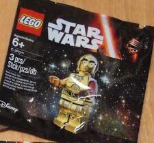 LEGO Star Wars C3-PO Red Arm Minifigure