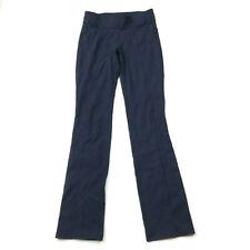 ATHLETA Metro Skinny Pant XS X-SMALL Navy Blue Bootcut Yoga Stretch Pants 138452