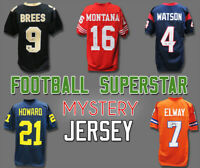 Schwartz Sports Football Star Signed Mystery Jersey - Series 32 (Limited to 50)