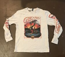 Guns & Roses 2017 Divided H&M Long Sleeve Shirt Small