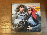 Bee Gees White Label Promo LP - Cucumber Castle - Atco SD 33-327 1970
