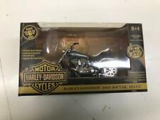 Harley Davidson 2003 Softail Delux 1-18 Die Cast Replica Series 6 e (HF266sHF11)
