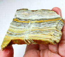 351Ct Natural Bumblebee Jasper Crystal Rough Specimen Indonesia YYB7