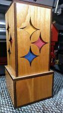 """Steelers 8.5"""" LED Night Light - Handmade - Mancave item - Football Gift - usa"""