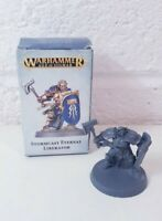 Warhammer Age of Sigmar Stormcast Eternal Liberator Figure Assembled Black