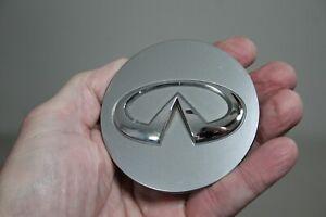 """OEM Infiniti QX56 QX80 Center Cap Silver 40342-1LB4A , 3-3/8"""" , 85mm"""