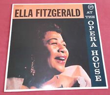 ELLA FITZGERALD LP FR REED AT THE OPERA HOUSE