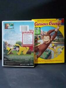 Curious George (DVD, 2006, Widescreen)