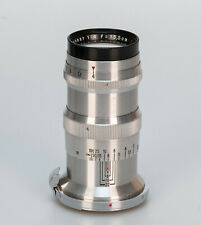 Carl Zeiss Sonnar T 1:4 135mm // Contax RF Rangefinder S